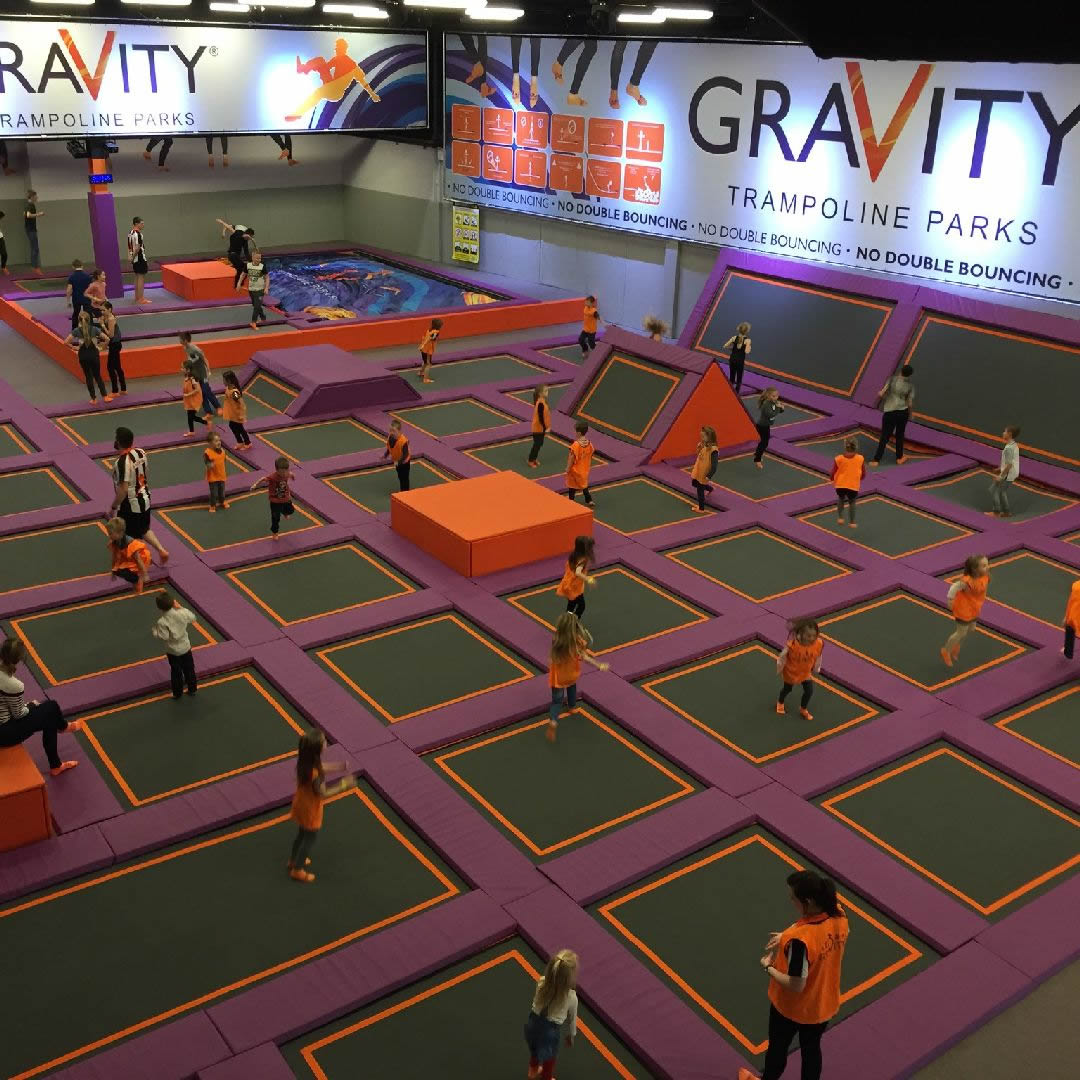 Continental Sports trampoline parks