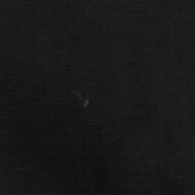 Sports hall divider curtains - black canvas