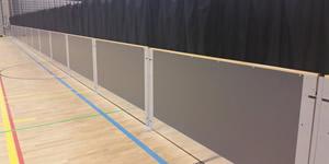 Rebound screens - grey