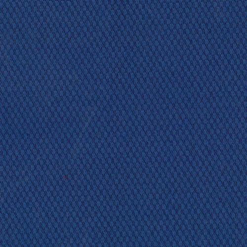 Trevira sports hall fabric wall cladding - Saragossa blue