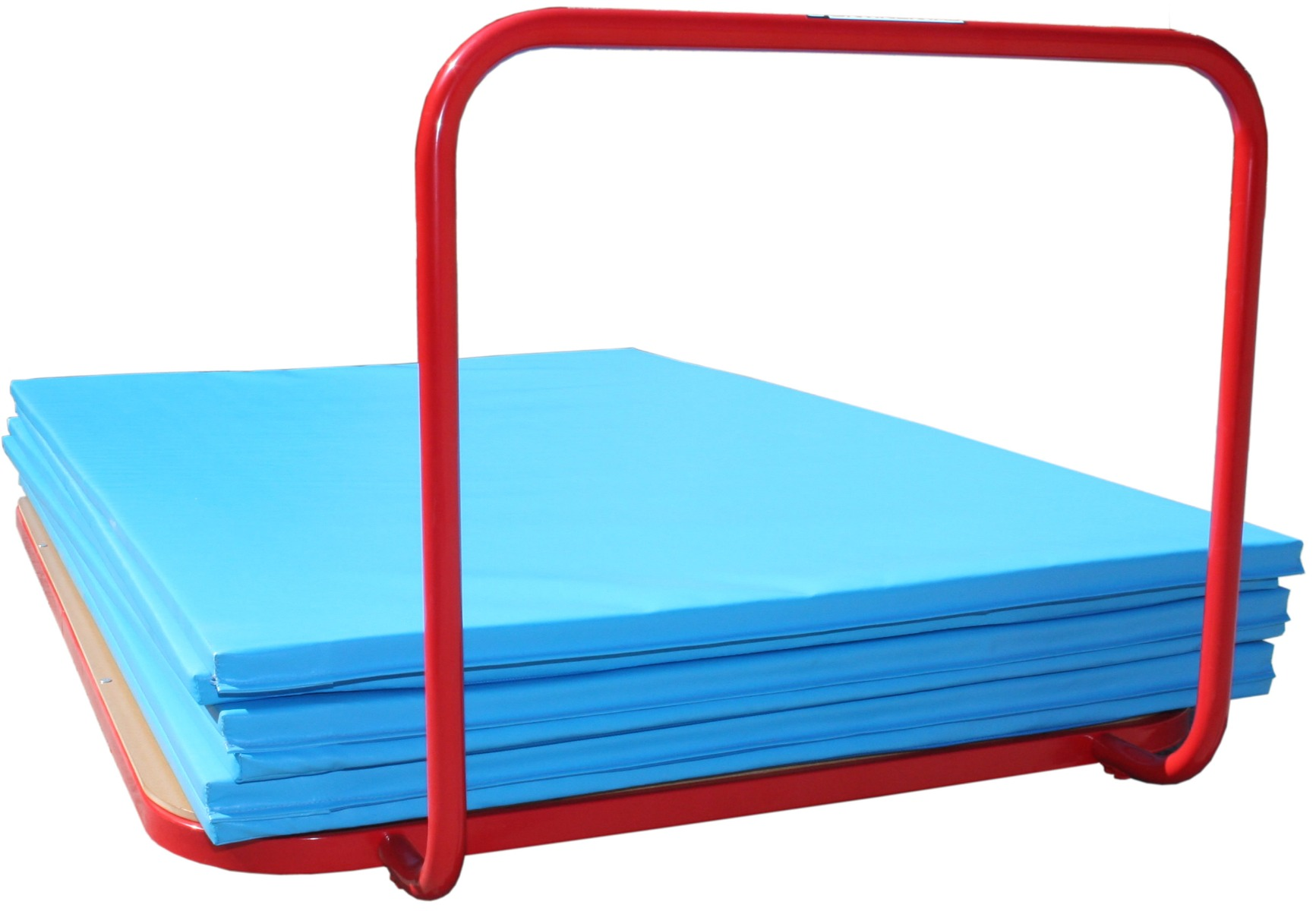 Mat trolley - horizontal